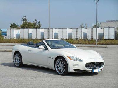 usata Maserati GranCabrio 4.7 V8