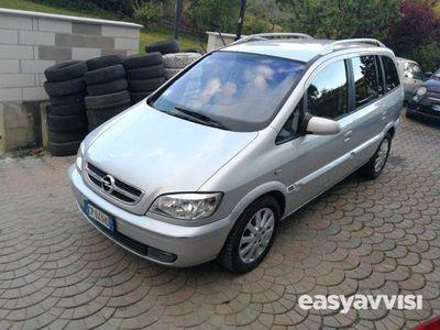 usata Opel Zafira 2.0 16V DTI cat Elegance 7 posti rif. 11412542