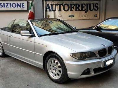 usata BMW 318 Cabriolet Ci cat