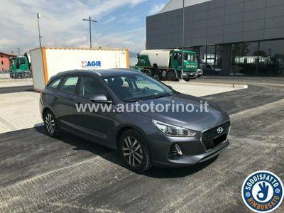 usata Hyundai i30 I30 SWWagon 1.6 CRDi 110CV E6 Business MY2017
