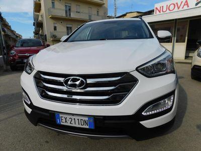 brugt Hyundai Santa Fe 2.0 CRDi 2WD Comfort Plus
