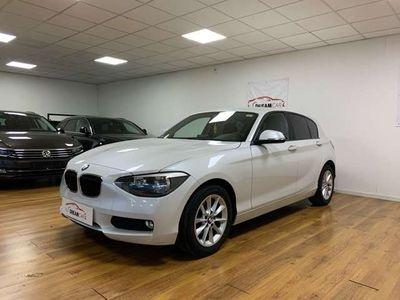 usata BMW 114 i benzina 102 cv 2012