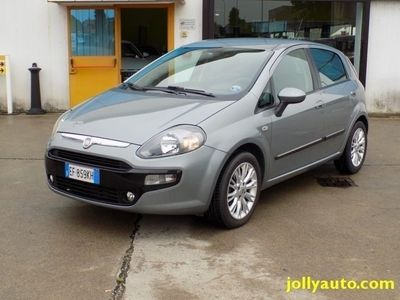 begagnad Fiat Punto Evo 1.3 Mjt 75CV 5p S&S Dynamic E5 OK NEOPATENTATI