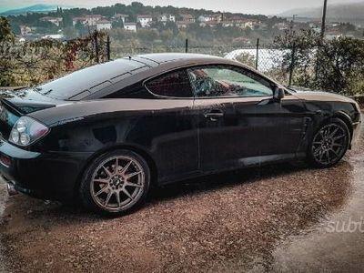 brugt Hyundai Coupé 1.6 - Matte Black