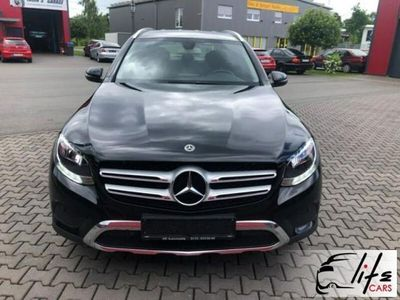 second-hand Mercedes GLC220 d 4Matic 2017 Exclusive 9G tronic **Garanzia**