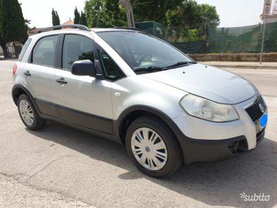 usata Fiat Sedici diesel 4x4