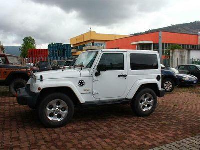 usata Jeep Wrangler Wrangler2.8 CRD Sahara Auto
