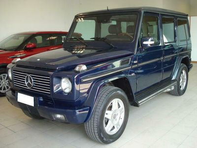 usata Mercedes G400 CDI cat S.W. Lunga
