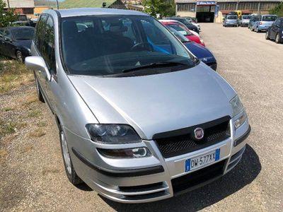 usata Fiat Ulysse 2.0 MJT 120 CV Dynamic 8 posti