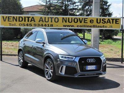 usata Audi RS Q3 2.5 TFSI quattro S tronic