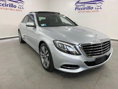usata Mercedes S350 d (cdi) Premium BlueTec Lwb
