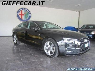 brugt Audi A5 spb 2.0 tdi 190cav. quattro s-tronic edition diesel