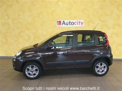 usata Fiat Panda 4x4 3ª SERIE 1.3 MJT S&S