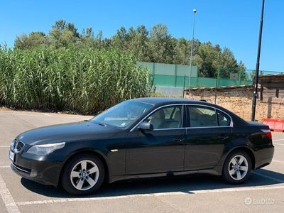 usata BMW 523 i berlina - 2009 Unico Proprietario