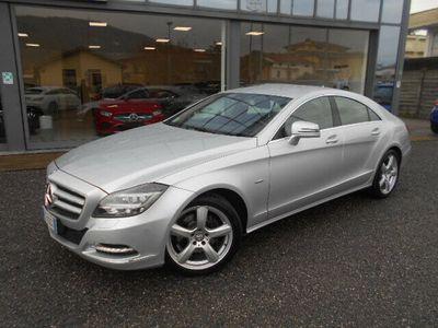 usata Mercedes CLS250 CDI CAMBIO AUTO,XENO,CERCHI 18,TELECAMERA,NAVI,FUL