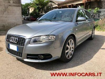 usata Audi A4 avant 2.0 TDI 140 cv automatica S-LINE