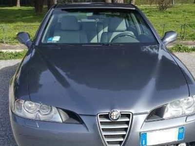 usata Alfa Romeo 166 2.4 JTD M-JET 20V 185 CV cat Exclusi