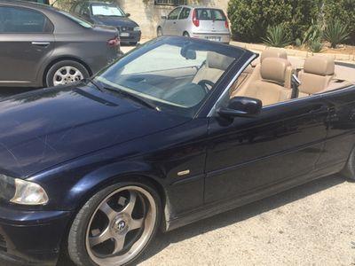 używany BMW 2002 Serie 3 cabrio (E46) -