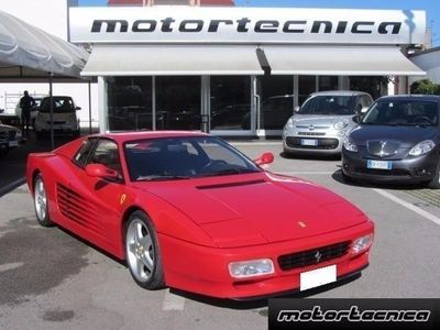 usata Ferrari 512 Usato