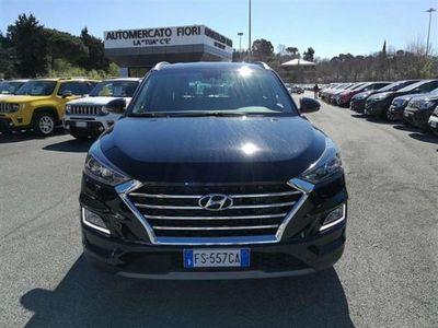 usata Hyundai Tucson 1.6 crdi Xprime 2wd 136cv dct