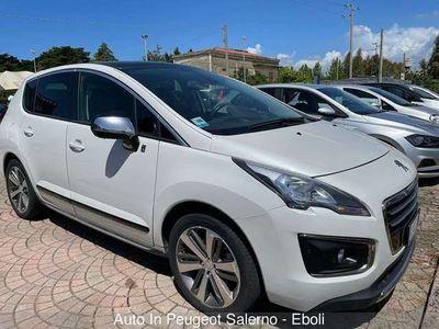 usata Peugeot 3008 HYbrid4 del 2016 usata a Eboli