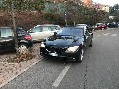 begagnad BMW 740 Serie 7 (F01/02/04) xDrive Eccelsa