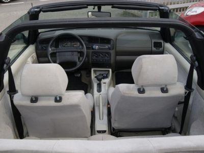 usata VW Golf Cabriolet 2.0 i AUTOMATICO
