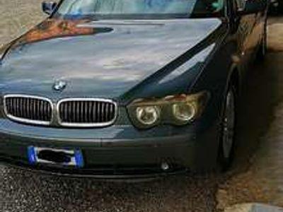 usata BMW 730 Serie 7 (E65/E66) valuto permuta