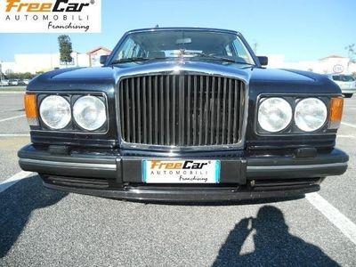 usata Bentley Turbo R Tagliandi Certificati - Asi Targa Oro Usato