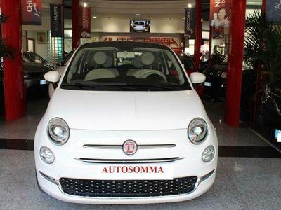 usata Fiat 500 1.2 Lounge TETTO PANORAMA 70 CV ITALIANA