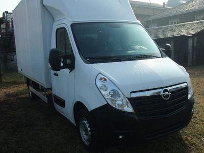 usado Opel Movano 35 2.3 CDTI 145CV S&S PL FWD Cab. Gr
