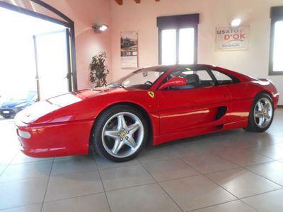 usata Ferrari F355 berlinetta MANUALE CONSERVATA PRIMA VERNICE ASI!