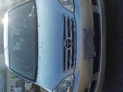 używany Toyota Avensis Verso 2005 D4D diesel