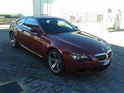 usata BMW M6 cat V10 507cv