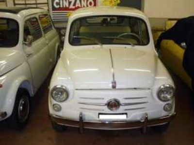 used Fiat 600D benzina