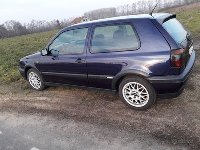 usata VW Golf 2.0 cat 3 porte GTI Edition Air