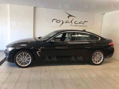 usata BMW 430 Serie 4 Gran Coupé d xDrive Luxury usato