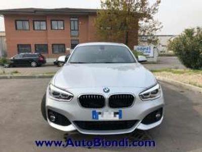 usata BMW 114 d 5p. Msport
