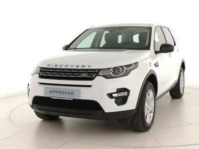 usata Land Rover Discovery Sport 2.0 eD4 150 CV 2WD Pure