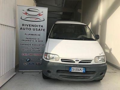 second-hand Nissan Vanette