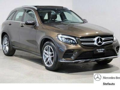 usata Mercedes GLC250 d 4Matic Auto Premium COMAND Tetto