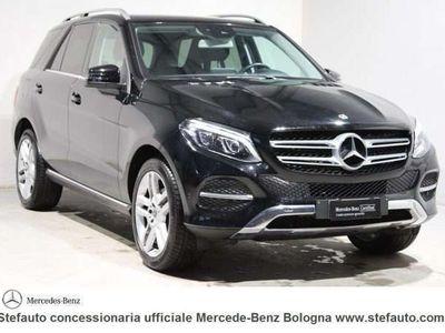 usata Mercedes GLE250 d 4Matic Sport COMAND