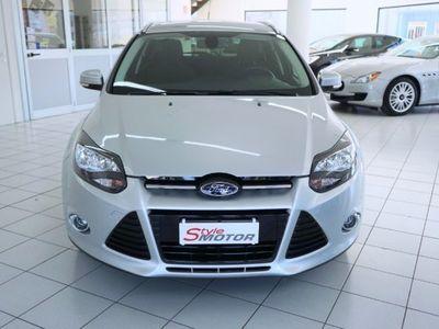 brugt Ford Focus 1.6 TDCI 115 CV SW TITANIUM: EMISSIONI E CONSUMI