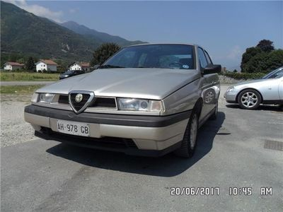 usata Alfa Romeo 155 1.7i Twin Spark Con Clima!136.900km Usato