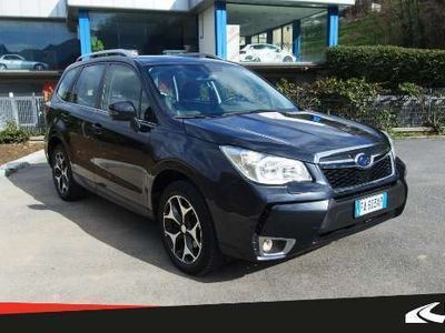 usata Subaru Forester 2.0d Style 4wd
