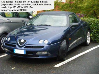 usata Alfa Romeo Spider (GTV) 2.0