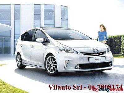 used Toyota Prius+ 1.8 Style 8 posti