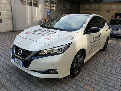 usata Nissan Leaf Tekna nuova a Gallarate