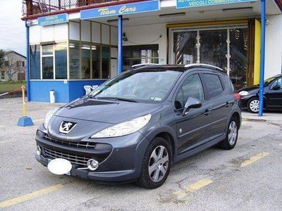 second-hand Peugeot 207 Outdoor CC.1.600 HDi 90CV SW