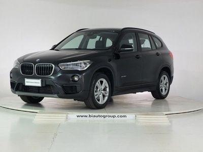 brugt BMW X1 xDrive 18d